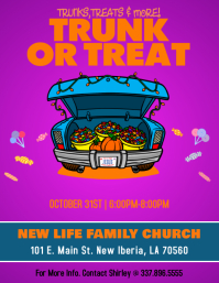 CHURCH HALLELUJAH NIGHT TRUNK OR TREAT