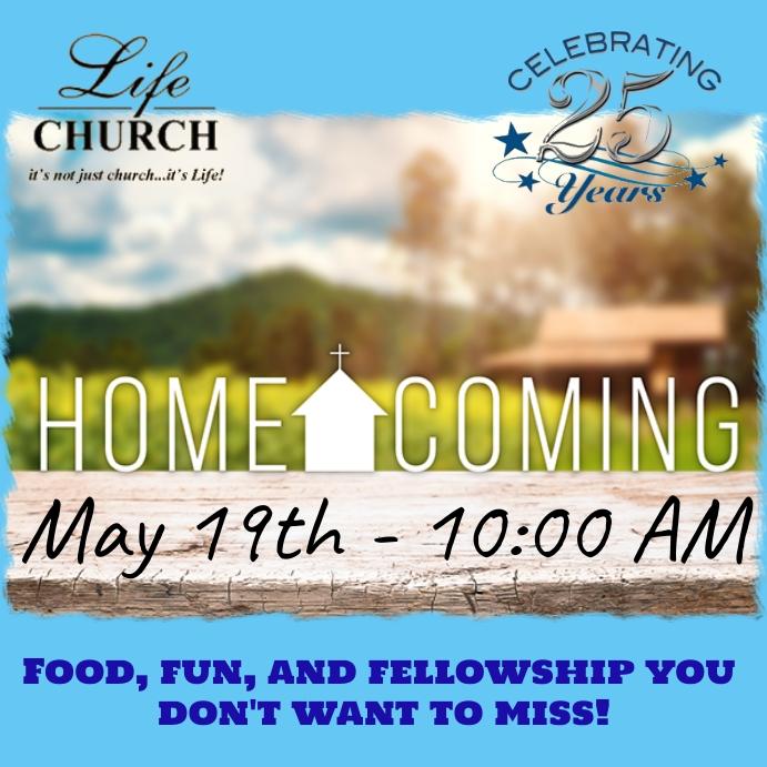 Church Homecoming