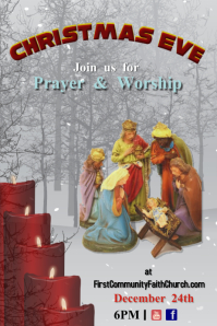 church/ iglesia/christmas program/ navidad