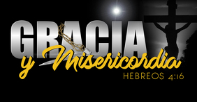 church logo Imagen Compartida en Facebook template