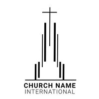 CHURCH LOGO TEMPLATE Logótipo