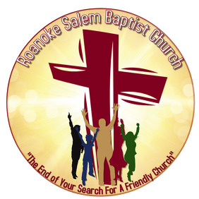 Church logo with logo with colorful family