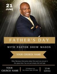 Church MEN'S Conference Service Event