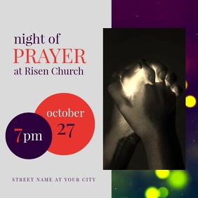 Church Night of Prayer