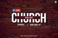 Church Online Digital Display (16:9) template