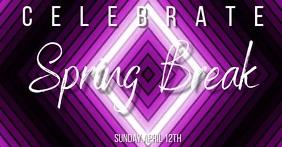 church online spring event Изображение, которым поделились на Facebook template