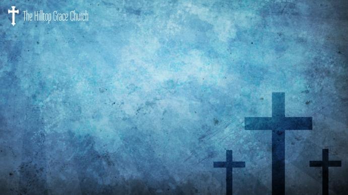 church online worship service zoom background