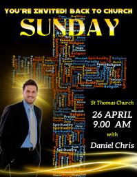 Church Poster Design