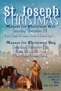 Church Poster Template