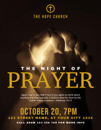 Church Prayer Night