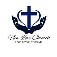 church Professional Logo Template Logotipo