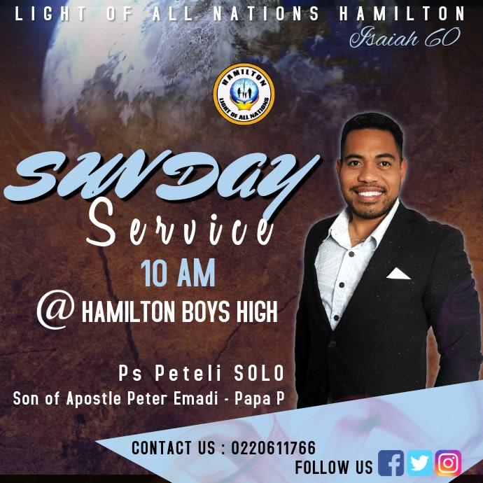 Church Servive