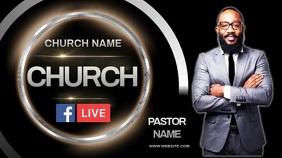 CHURCH TWITTER POST TEMPLATE Twitter-opslag