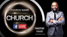 CHURCH TWITTER POST TEMPLATE Iphosti le-Twitter