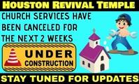 CHURCH UNDER CONSTRUCTION формат US Legal (Стандарт США) template