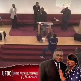 Church video flyer
