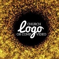 CHURCH VIDEO LOGO TEMPLATE FREE Logotipo