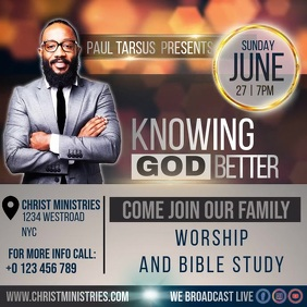 CHURCH VIRTUAL BIBLE STUDY SCHOOL