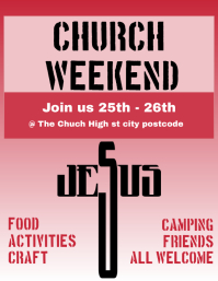 church weekend
