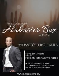 Church Worship Service Event