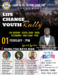 Church Youth Event