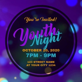 Church Youth Night