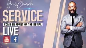 CHURCH YOUTUBE THUMBNAIL TEMPLATE