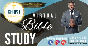 CHURCH YOUTUBE THUMBNAIL VIDEO TEMPLATE Imagen Compartida en Facebook