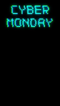 Ciber Lunes - Ciber Monday Instagram Story template