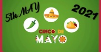 cinco day mayo Facebook Ad template