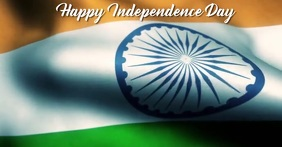 India Independence day,15 august Facebook Shared Image template