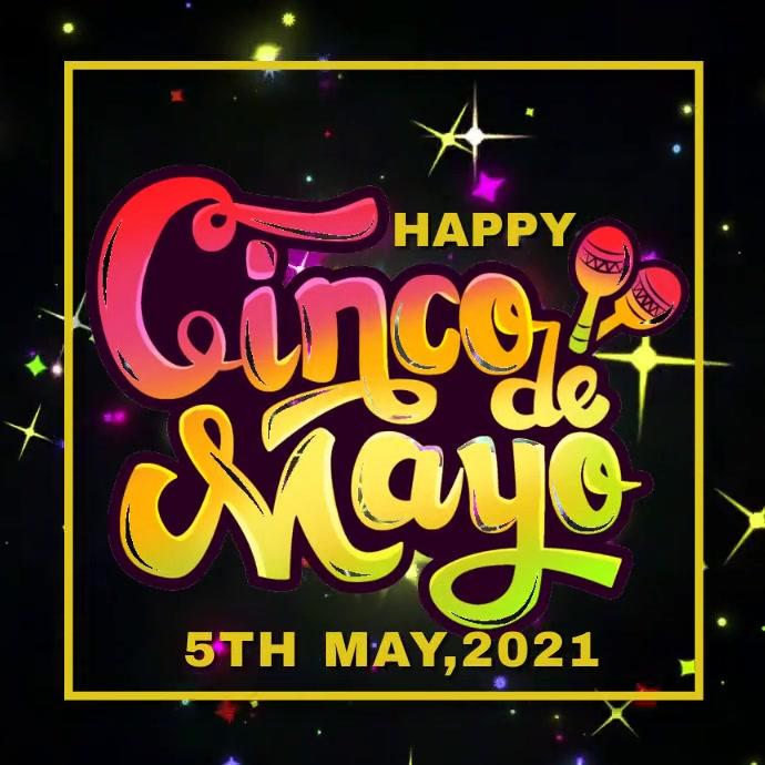 Cinco de mayo,event,festival Instagram Post template