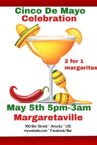 Cinco De Mayo Bar Celebration