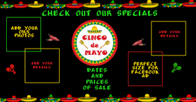Cinco de Mayo for Facebook and more