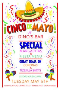 cinco de mayo flyer templates postermywall