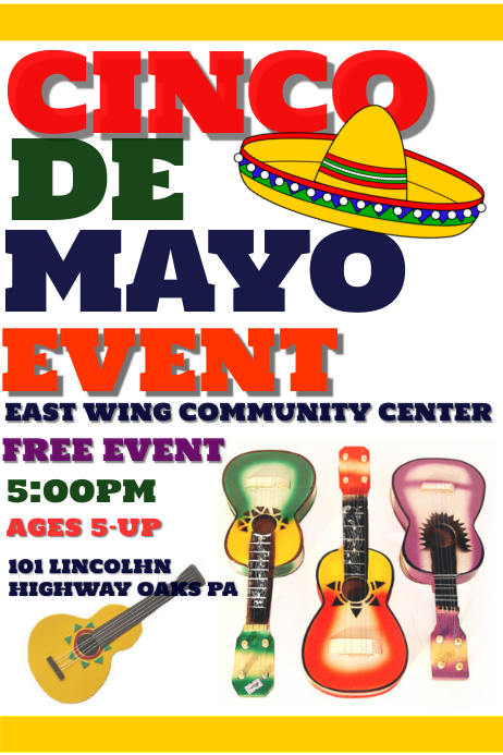 Cinco De Mayo Template Free from d1csarkz8obe9u.cloudfront.net