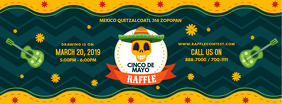 Cinco de Mayo Raffle Invitation Ticket