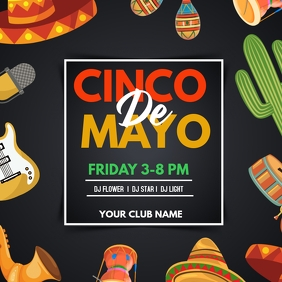 cinco de mayo templates