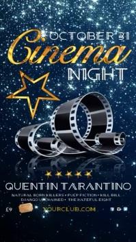 Cinema Night Instagram