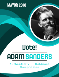 Create Election Posters Free Templates Postermywall