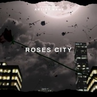 City Roses animated - Album Cover Templates Okładka albumu