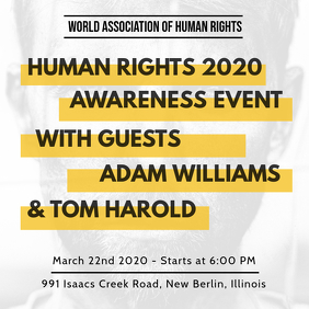Civil Rights Seminar Announcement
