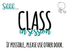 Class in Session Iflaya (Incwadi ye-US) template