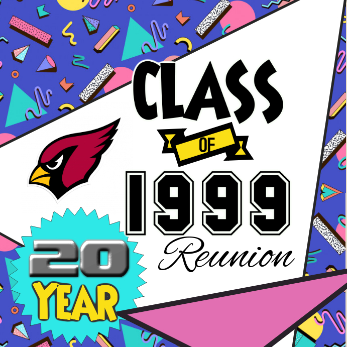 CLASS OF 1999 Pos Instagram template