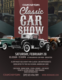 Free Car Show Flyer Template from d1csarkz8obe9u.cloudfront.net