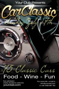 Classic cars exhibition