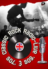 Classic Rock Radio Live