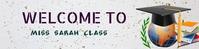 Classroom Header template