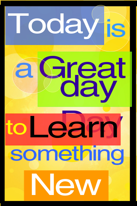 Design Classroom Posters : Classroom motivational poster template postermywall