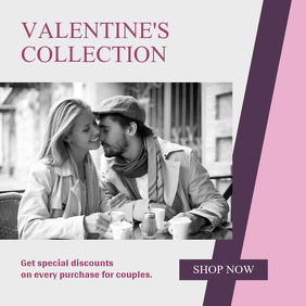 Classy Valentine's Sale Instagram Image